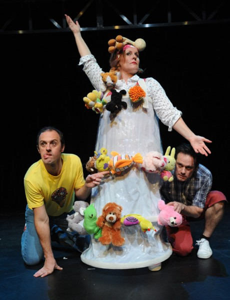 The 26 Storey Treehouse Joan Sutherland Performing Arts