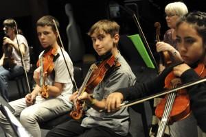 Penrith Strings - photo Heidrun Lohr