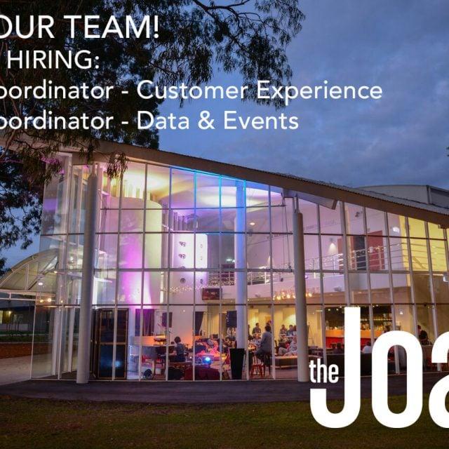 We are hiring! Night Coordinators x 2