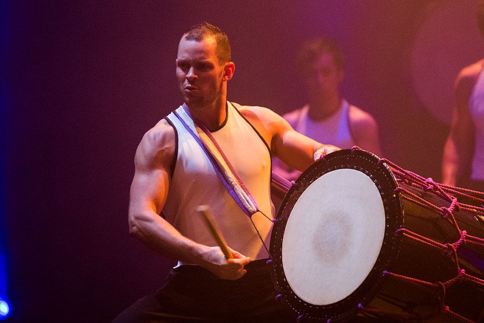 Taikoz & The Joan's Winter Holiday Drum Workshops (Ages 3 – 7)