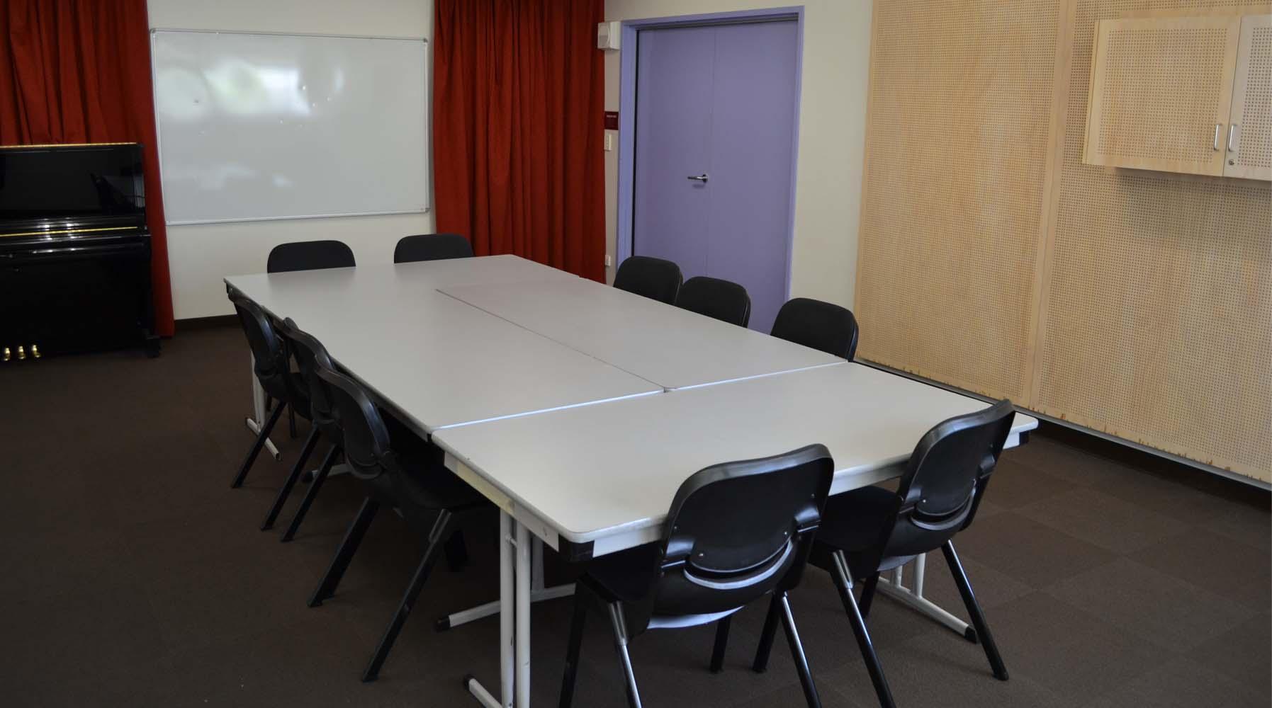 Ensemble Room