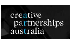 Creative Partnerships Australia%27s Logo