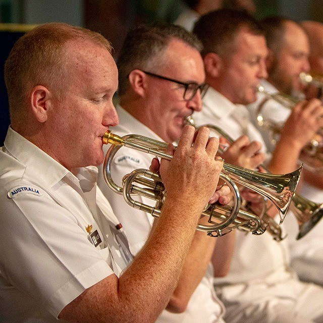The Royal Australian Navy Band