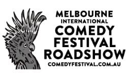 Melbourne International Comedy Festival Roadshow%27s Logo