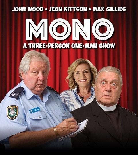 Mono: A Three-Person One-Man Show