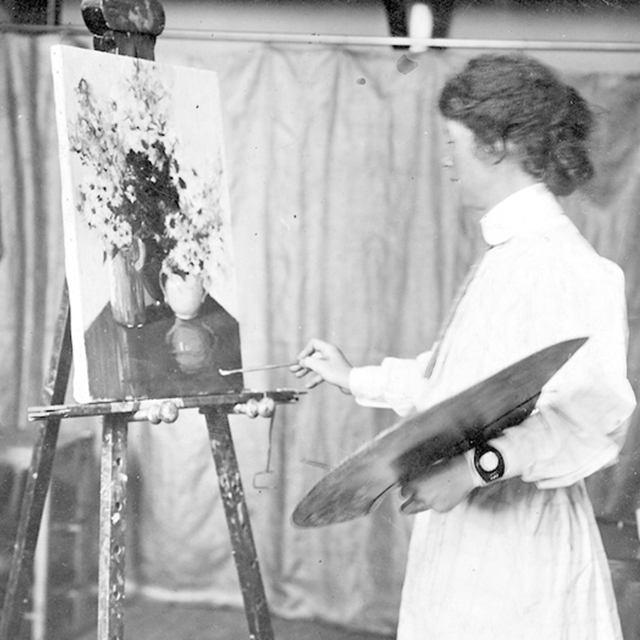 Art Talk: Margaret Preston – An Australian Vision