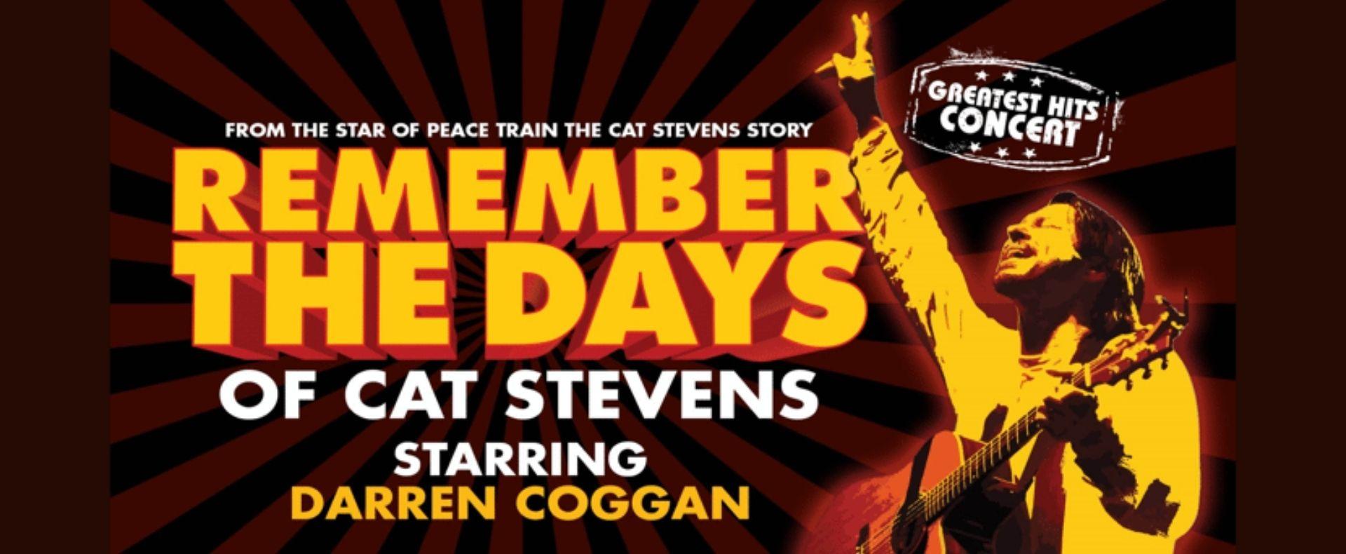 Remember the Days of Cat Stevens