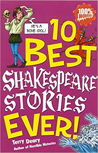 10 Best Shakespeare Stories Ever! Book Cover