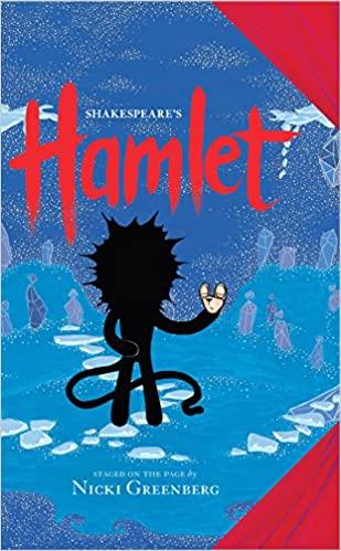 Hamlet by Nicki Greenberg - Book Cover