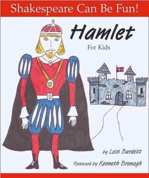 Hamlet for Kids Book Cover