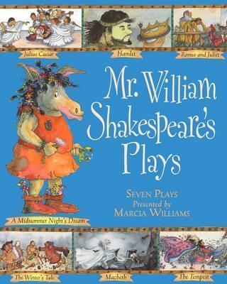 Mr William Shakespeare's Plays Book Cover