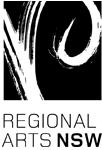 Regional Arts NSW%27s Logo