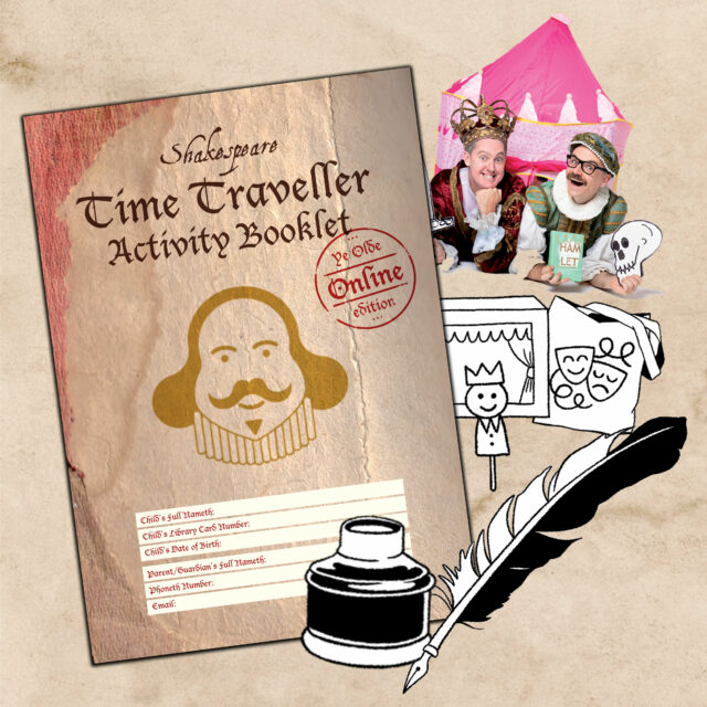 Shakespeare Time Traveller Competition